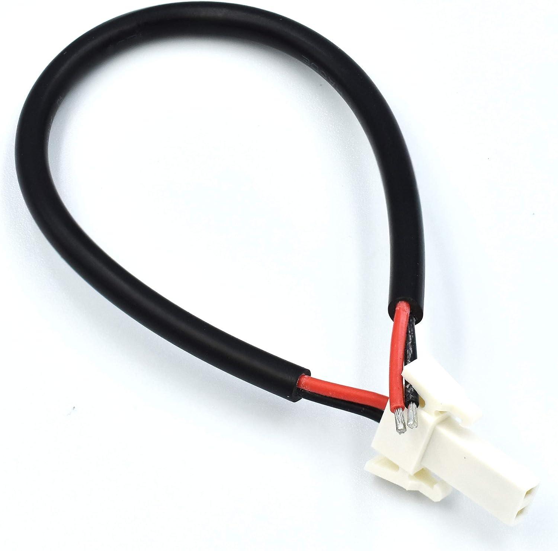 myBESTscooter - Conector del Cable de la batería de la luz Trasera para el Scooter eléctrico Xiaomi M365 Pro