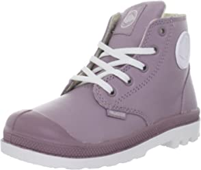 Palladium Pampa Sport Leather HI Boot (Toddler/Little Kid/Big Kid)