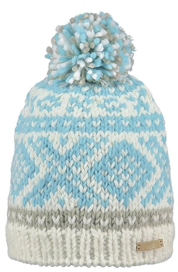 64c611d453db11 Barts Log Cabin Hat Dark Grey: Amazon.co.uk: Clothing