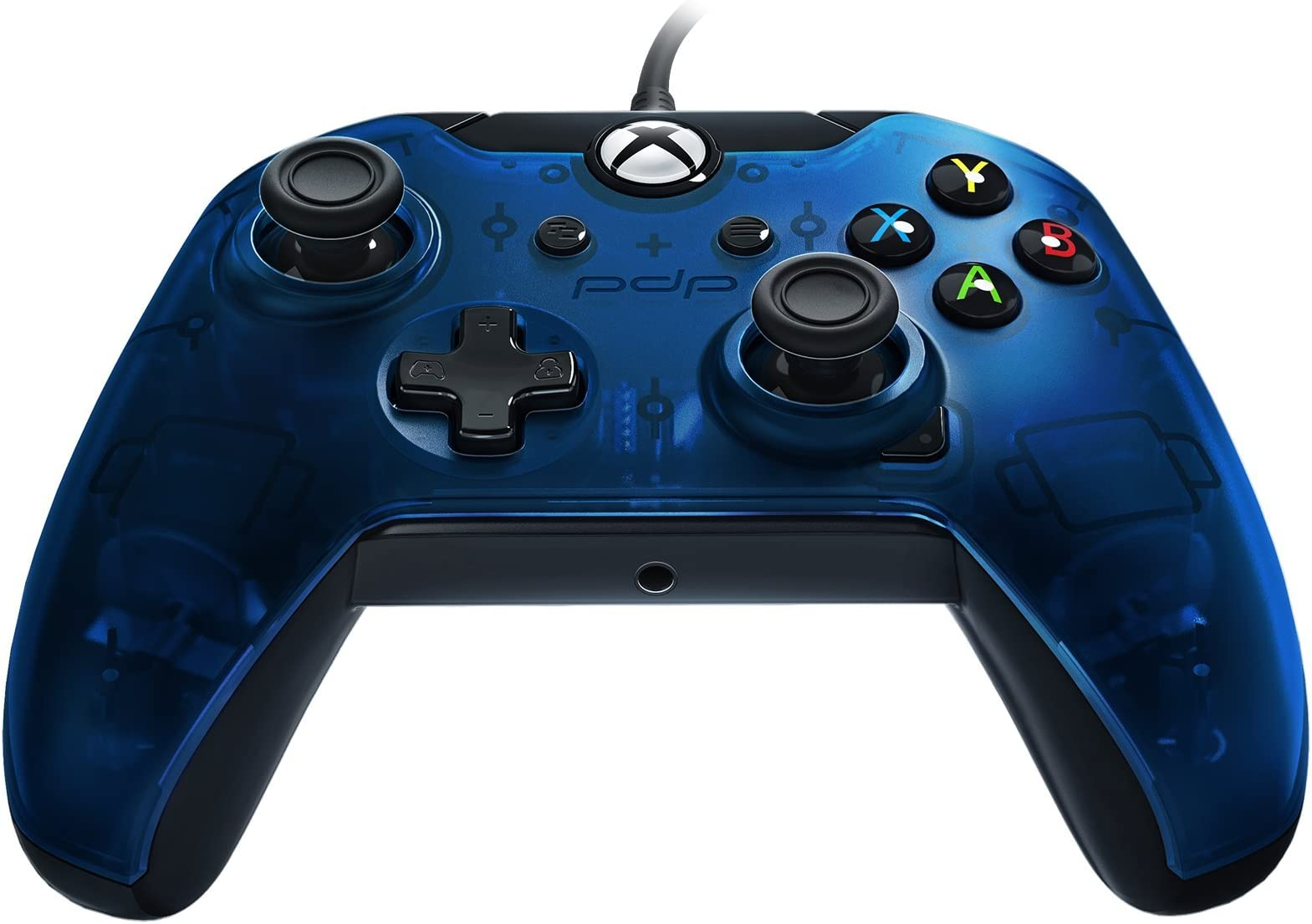 Image result for Xbox One PDP COntroller Midnight Blue