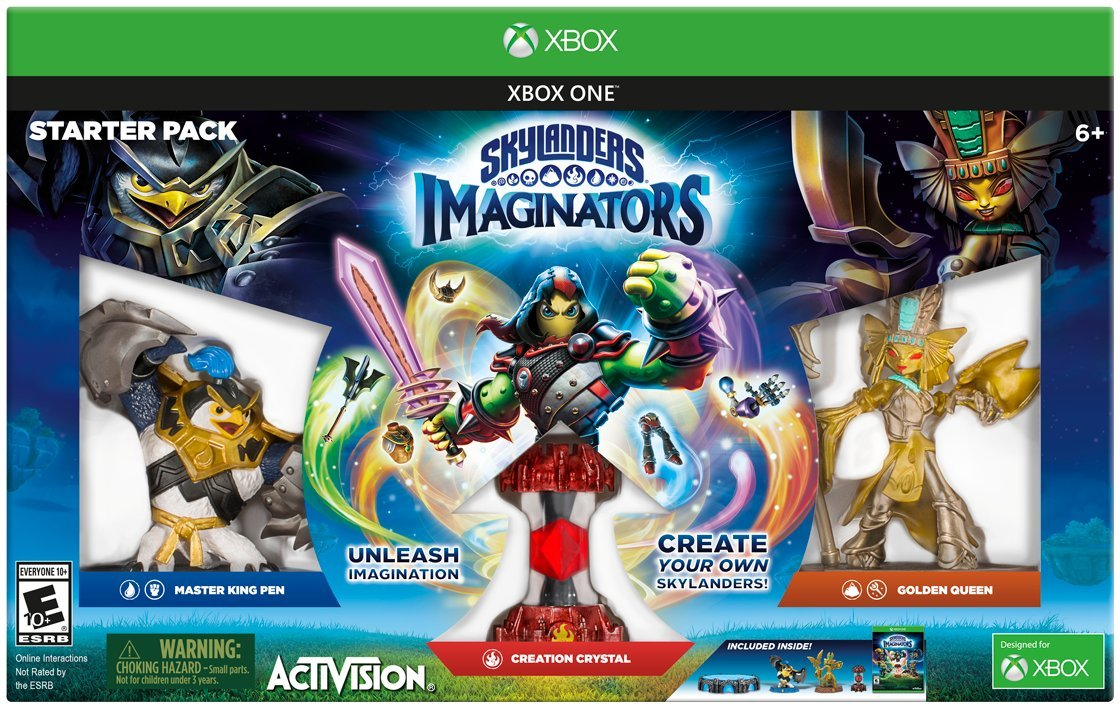 Skylanders Imaginators - Xbox One by Activision (Image #1)
