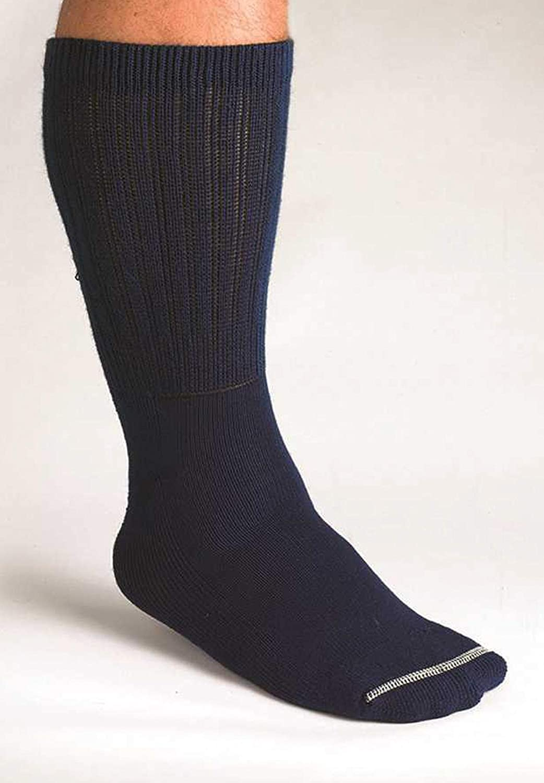 KingSize Mens Big /& Tall Mega Stretch Socks