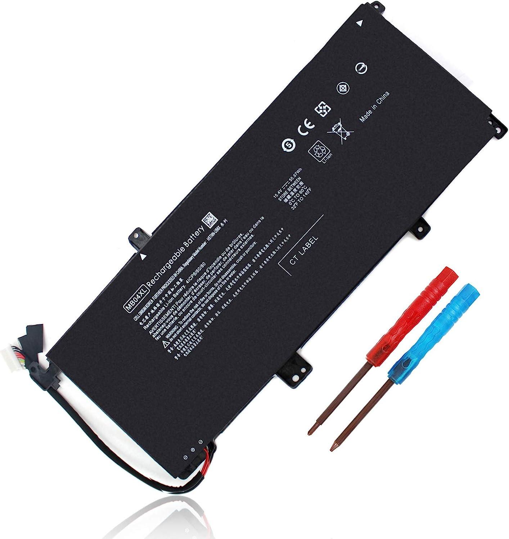MB04XL 844204-850 Battery for HP Envy X360 m6-aq105dx m6-aq003dx m6-aq103dx m6-ar004dx Convertible PC Envy X360 15-aq273cl 15-aq015nr 15-aq110nr 15-aq173cl 843538-541 hstnn-ub6x mb04055xl 55.67Wh