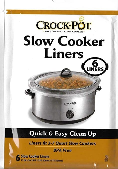 Image result for crock pot liners