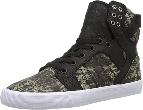 Supra WOMENS SKYTOP Damen Hohe Sneakers: : Schuhe