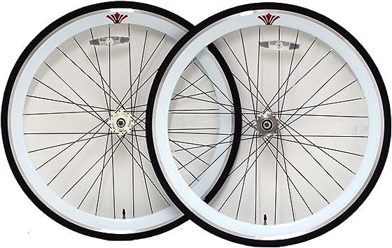 Sola velocidad bicicleta Fixie Ultimate Hardware ruedas ...