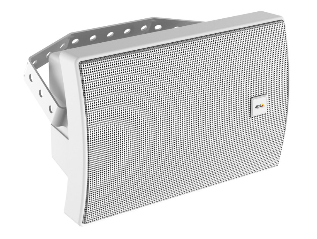 AXIS C1004-E Speaker System - 6 W RMS - Wall Mountable - White