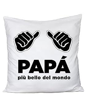 Cojín Día Del Padre - Padre más bello del mondo- Happy ...