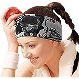 【New Model】 Sleep Headphones Bluetooth Headband,Wireless Sleeping Headphones Music Sport Headbands, Long Time Play…