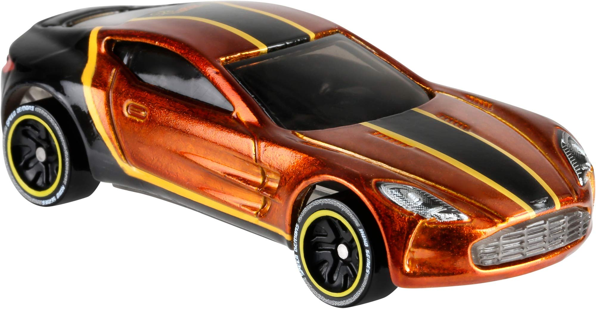Hot Wheels ID Aston Martin One-77