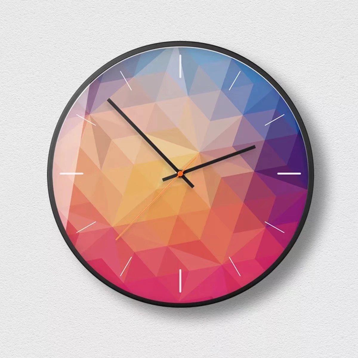 創意 時計 個性 壁掛け時計 壁掛け ヨーロッパ 時計 おしゃれ リビングアメリカン カントリー EBODONG B07CW6Z1TB タイプ3 タイプ3