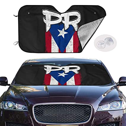 Car Front Windshield Windscreen Foldable Reflective Sun Shade For 3 Series