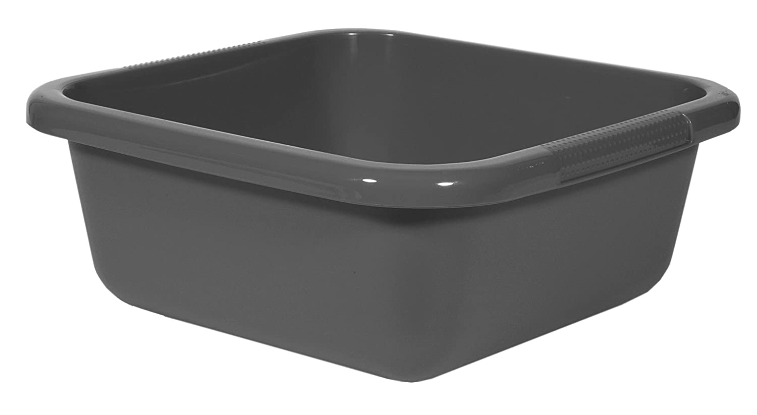 Curver Rectangular Bowl, Anthracite, 15 Litre 01833-308-00