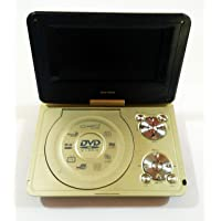 ABB INDIA Solutions & Services 7.8inch 3D Portable EVD/ DVD Player with Gaming