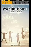 Psychologie III