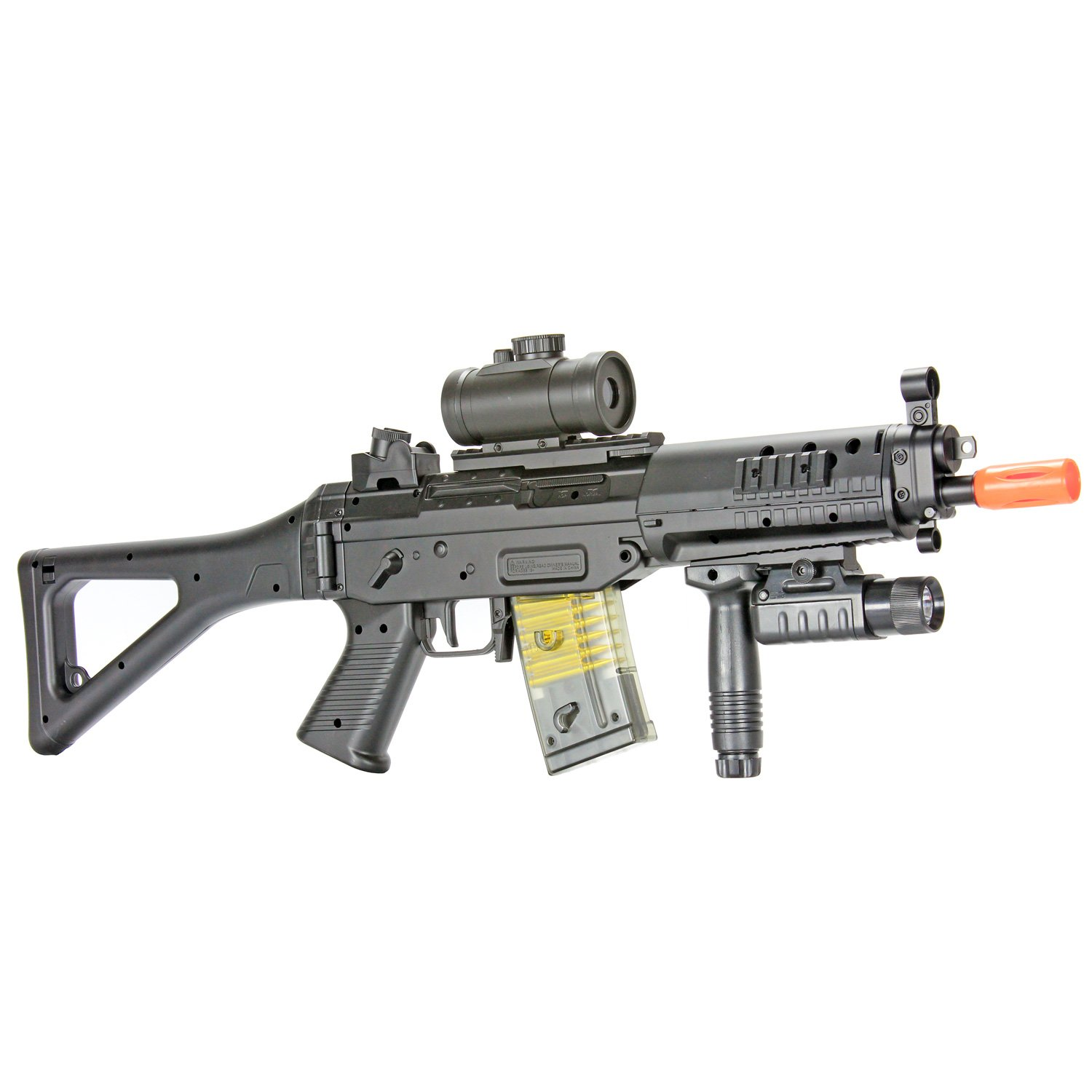 amazon com bbtac bt m82 airsoft gun fully automatic electric