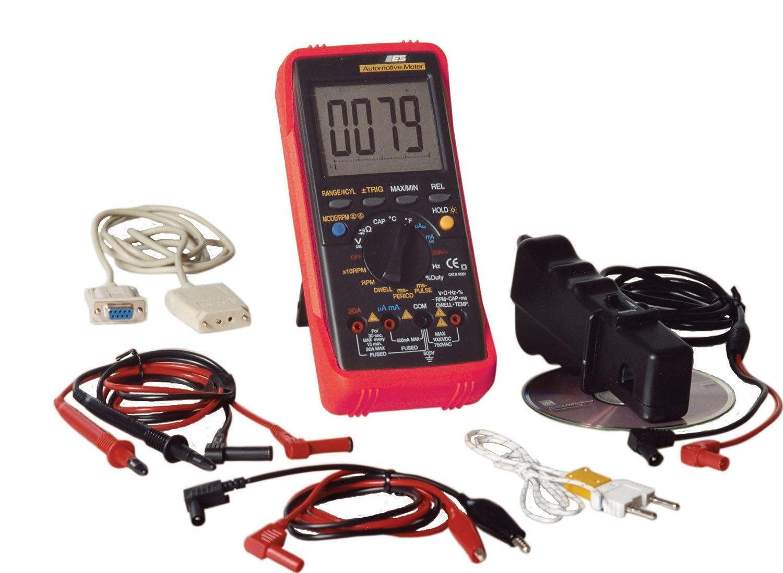 ESI 595 Pro Automotive 1000V CATIII Hybrid Safe DMM with PC Interface