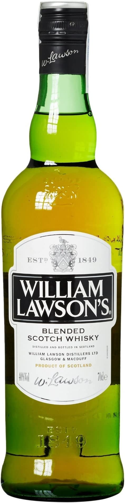 William Lawsons Whisky Blended 70cl