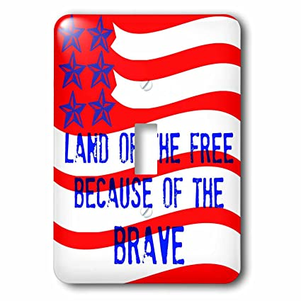 3drose Xander Inspirational Quotes Land Of The Free Because Of The