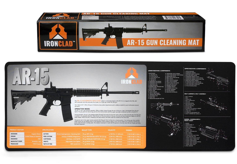gun cleaning instructions pdf