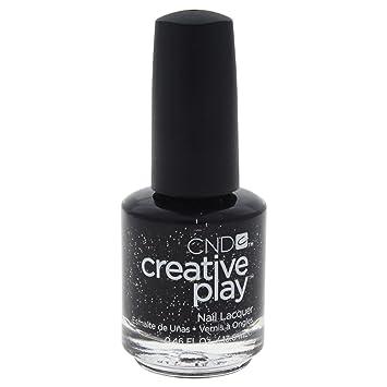 Amazon.com: CND Creative Play Nail Polish, Nocturne it Up #450, 0.46 ...
