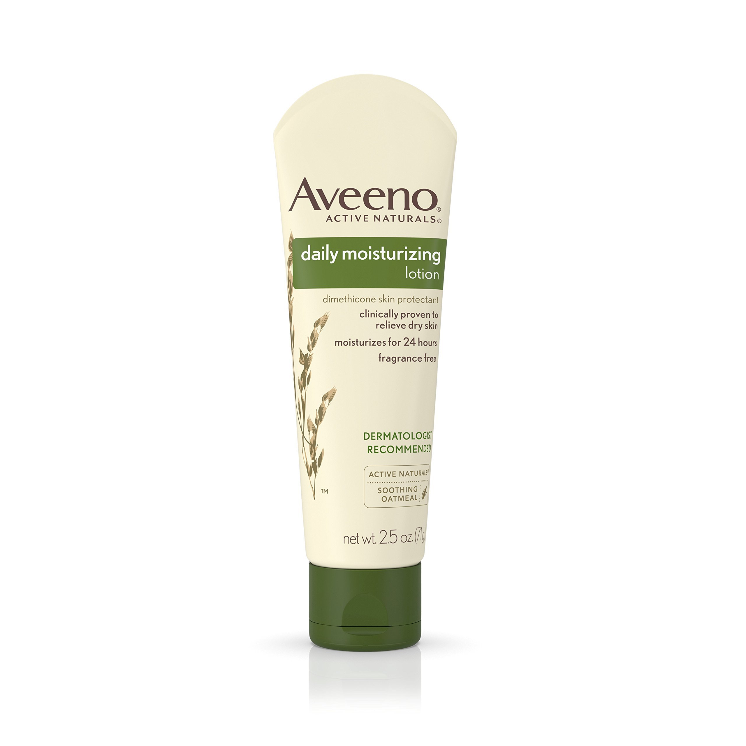 AVEENO Active Naturals Daily Moisturizing Lotion 2.50 oz (Pack of 2)