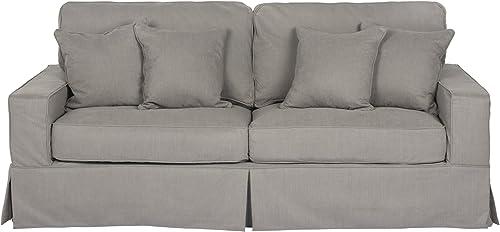 Sunset Trading SU-108500-391094 Americana Slipcovered Sofa