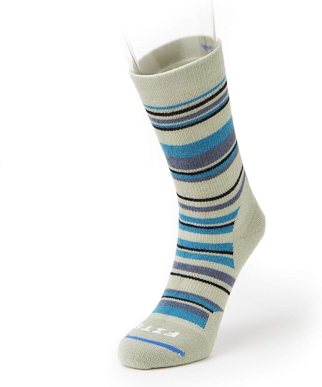 FITS Performance Trail Quarter Charcoal Wool Socks XL