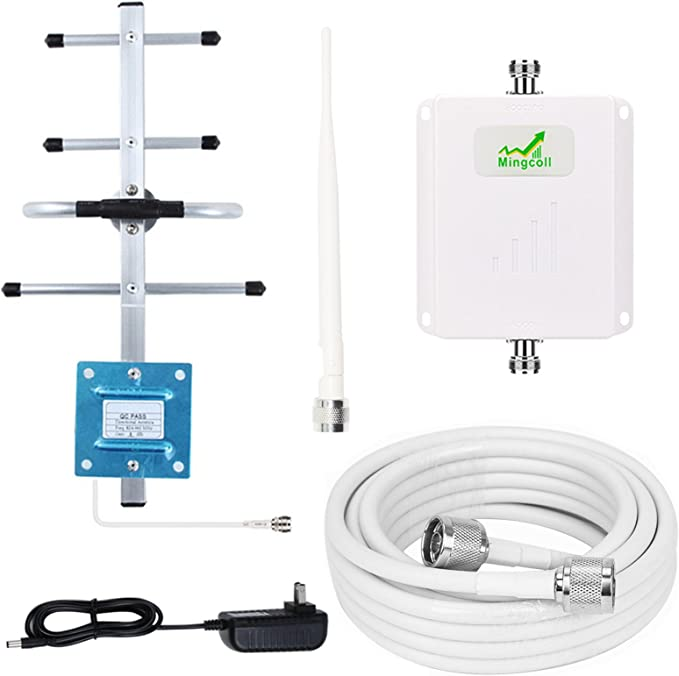 Cell Phone Signal Booster ATT 4G LTE Band12//17 700Mhz AT/&T Cell Signal Booster Boost Voice Data Cell Phone Amplifier AT/&T Signal Booster Cell Phone Signal Amplifier ATT Mobile Signal Booster Repeater