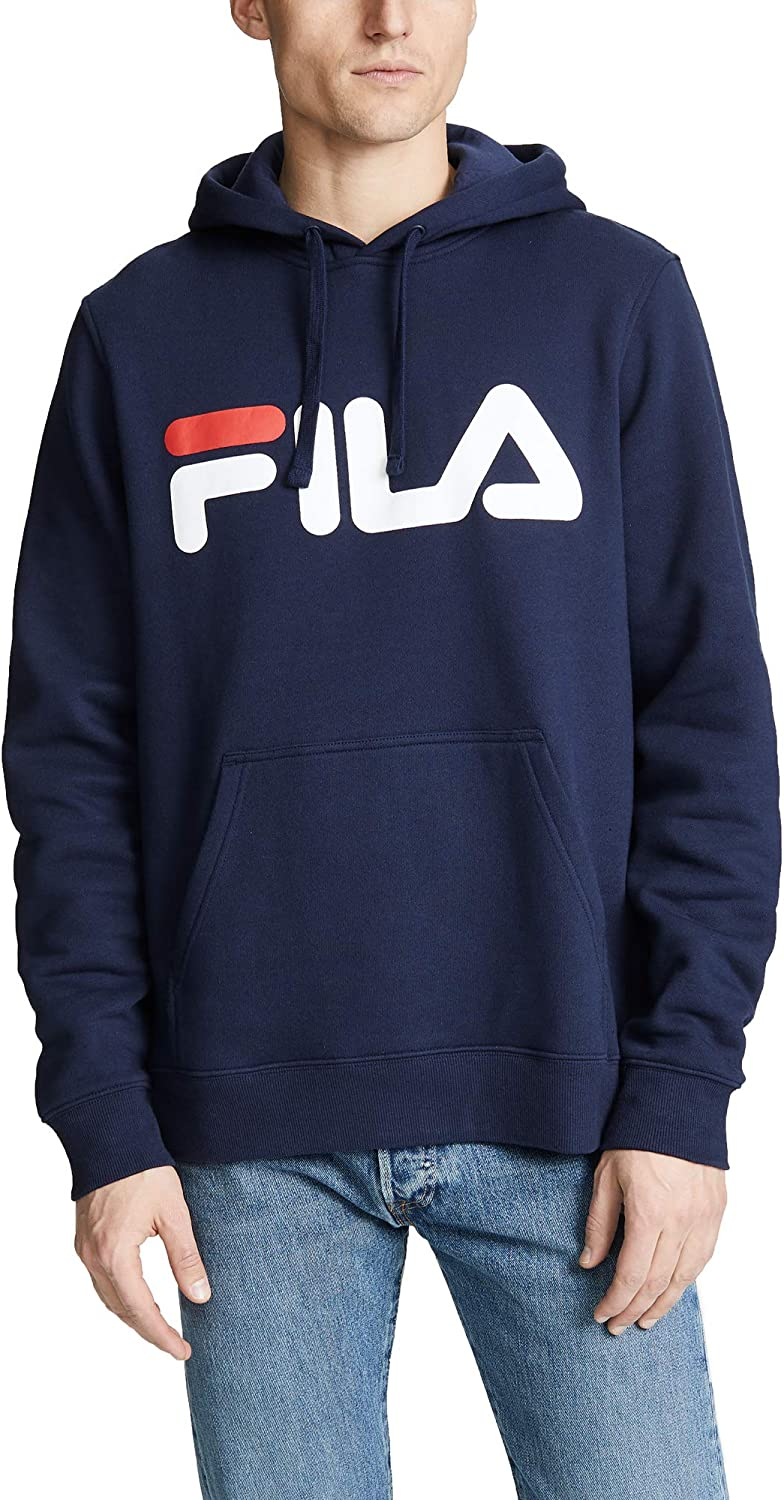 Fila Men's Fiori Hoodie at  Men's Clothing store