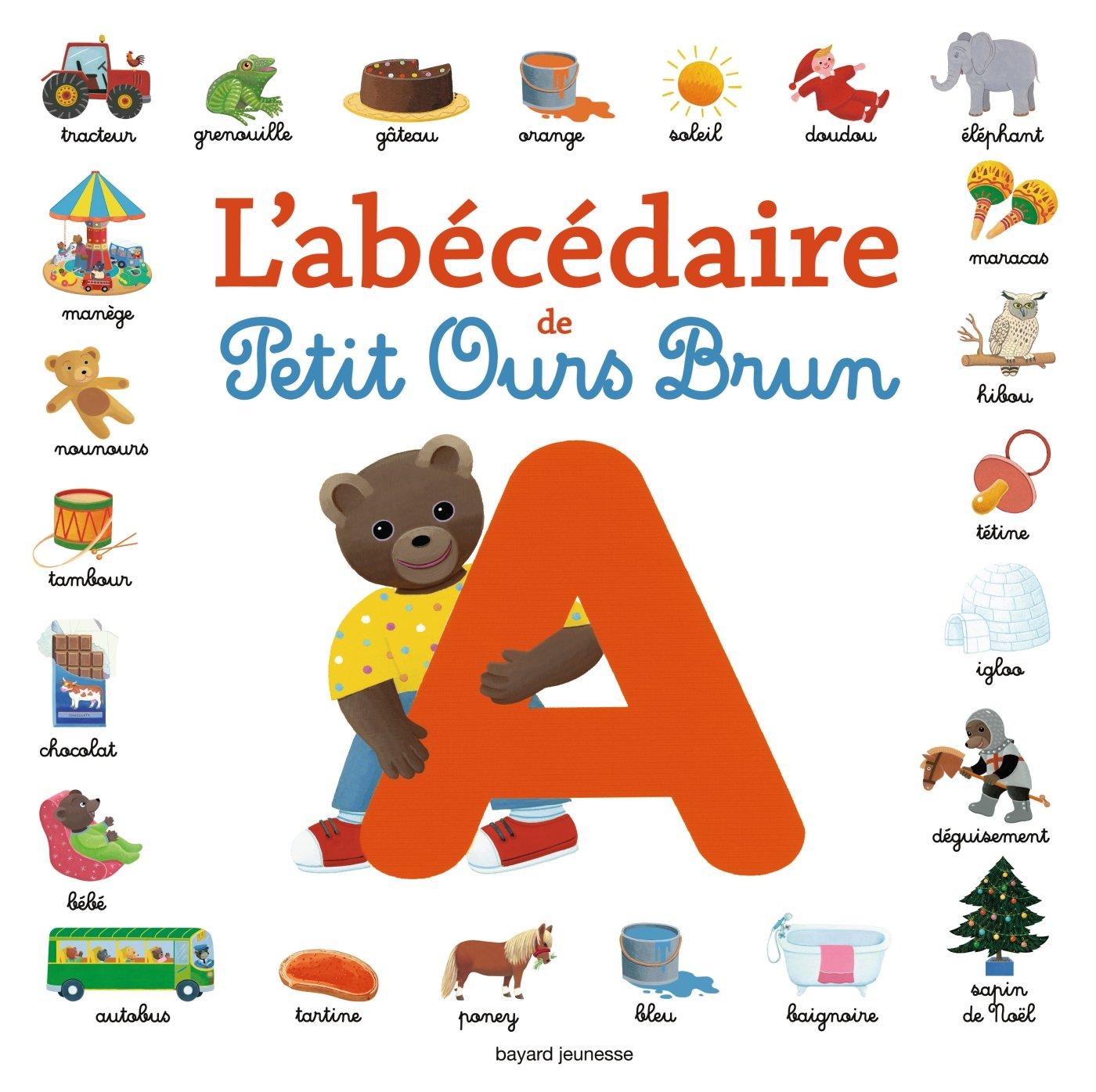 Download Petit Ours Brun: L'Abecedaire Des Tout-Petits (French Edition) ebook
