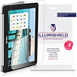 iLLumiShield - Asus Chromebook Flip Screen Protector with Lifetime Replacement Warranty - Ultra Clear HD Film with Anti-Bubble and Anti-Fingerprint - High Quality Invisible LCD Shield - [2-Pack]