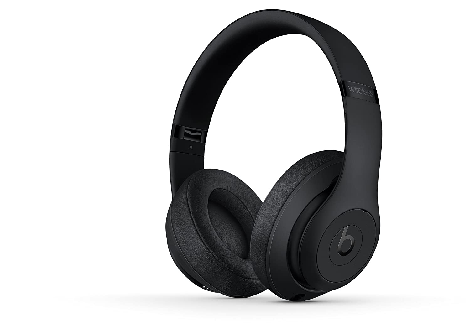 Beats Studio3 Wireless Over Ear Headphones Matte Black Lithium Ion 8211 Polymer Usb Battery Charger By Max1811 Electronics