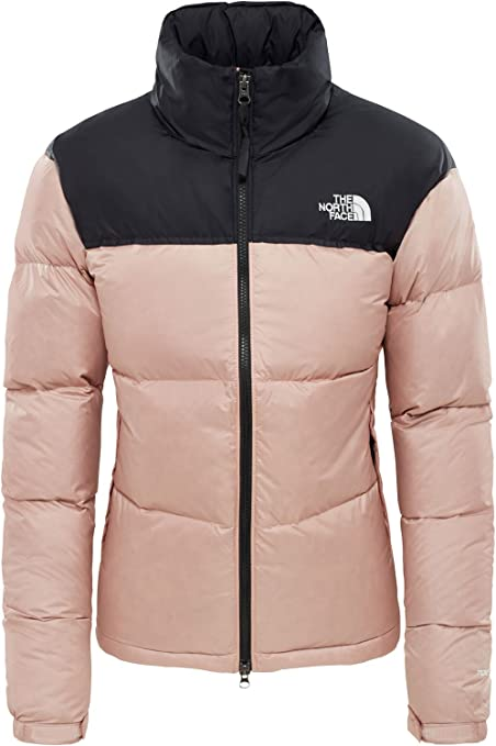 12c312167566 The North Face 1996 Retro Nuptse Jacket - Women s Misty Rose Small