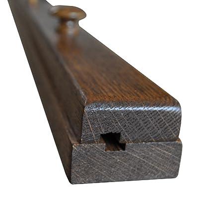Amazon.com: Hope Woodworking Wooden Quilt Hanger 36\