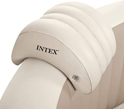 Open Box Details about  /Intex PureSpa Hot Tub Removable Inflatable Headrest Accessory