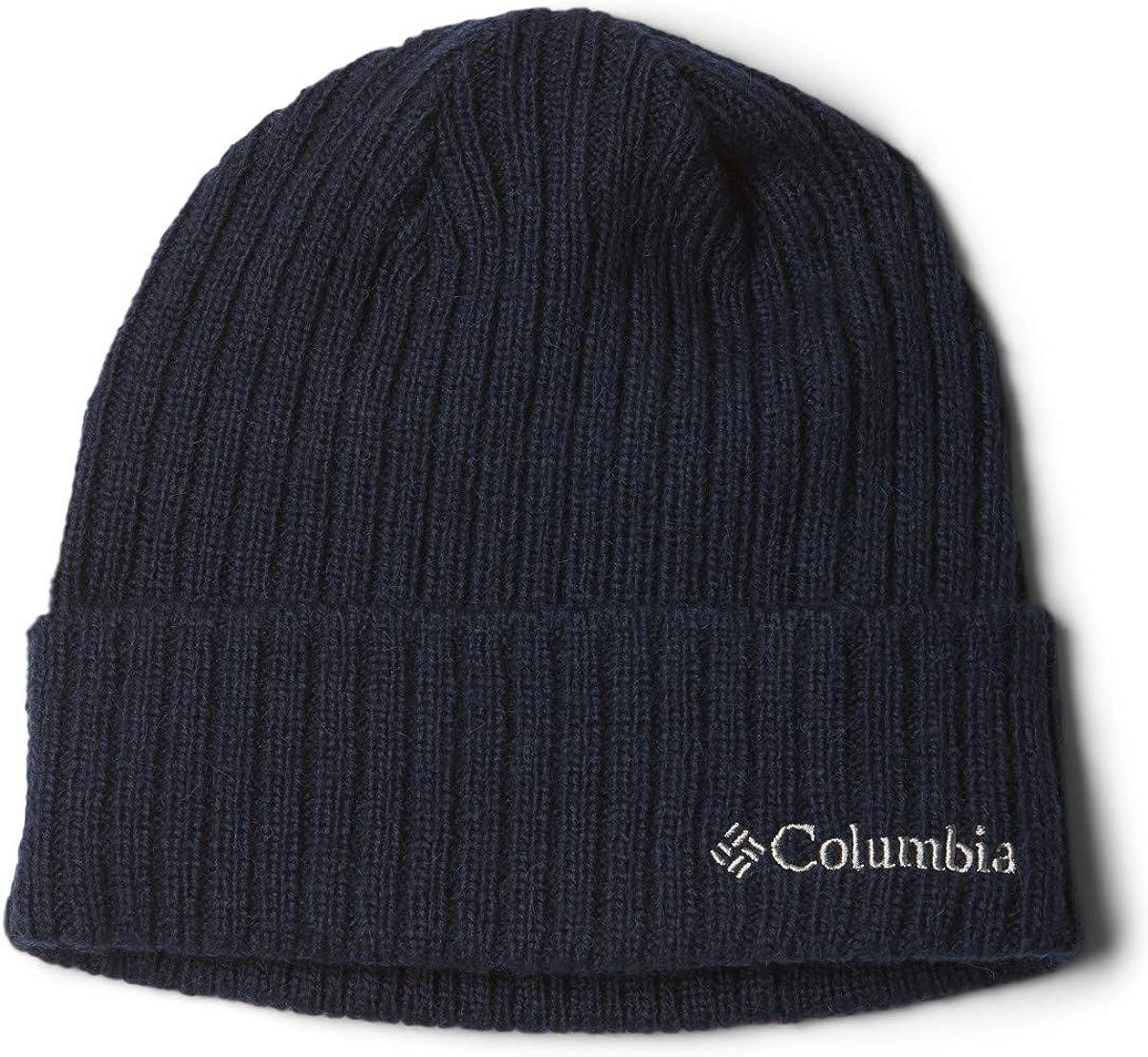 Columbia Watch Cap II Gorro, Unisex, Collegiate Navy, Talla única ...