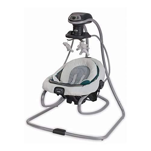 Graco DuetSoothe - Best Baby Swing for fussy baby