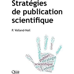 Stratégies de publication scientifique (French Edition)