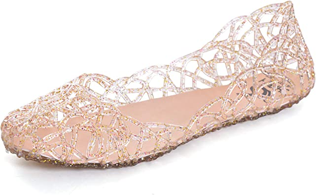 Hee grand Womens Summer Jelly Shoes