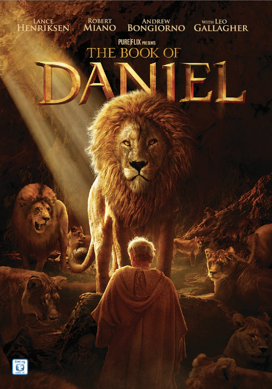 Favori Amazon.com: The Book of Daniel: Robert Miano, Andrew Bongiorno  RQ31