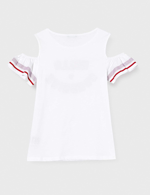 United Colors of Benetton Maglia M//M Camiseta de Tirantes para Ni/ñas