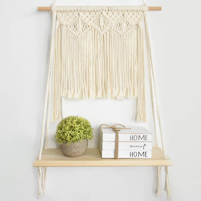 Boho  Handmade String Art Kitchen Storage Organization Decor Napkin Holder Mail Holder
