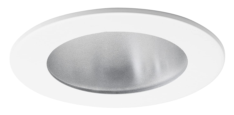 Juno Lighting 210-WH 5-Inch Flat Glass Shower Trim White - Recessed Light Fixture Trims - Amazon.com  sc 1 st  Amazon.com & Juno Lighting 210-WH 5-Inch Flat Glass Shower Trim White - Recessed ...