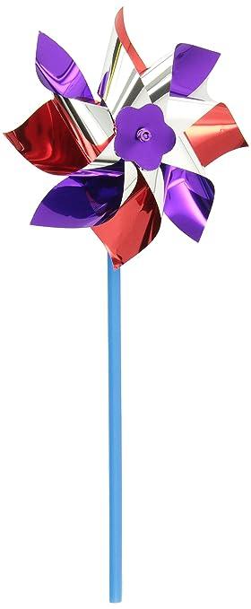 amazon com rhode island novelty of 6 pinwheels 12 pack toys