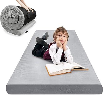 Amazon Com Komex Camping Memory Foam Certipur Us Portable