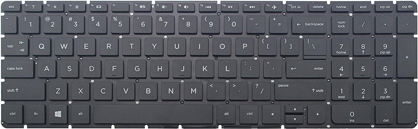 Laptop US Keyboard For HP Pavilion 15-ay008tx 15-ay009cy 15-ay009ds 15-ay010ca