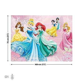 Amazonde Disney Prinzessinnen Cinderella Arielle Leinwand Bilder