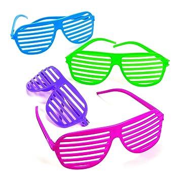 Amazon.com: SanWay - Gafas de sol para Halloween, fiestas o ...