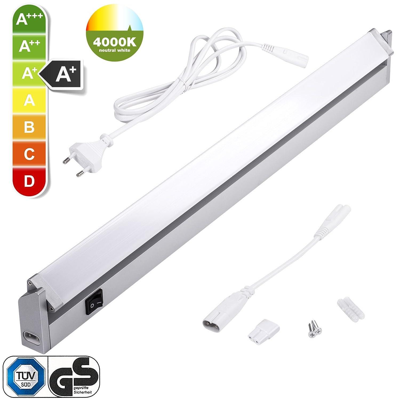 So Tech Alessia II éclairage sous étag¨re applique en saillie LED